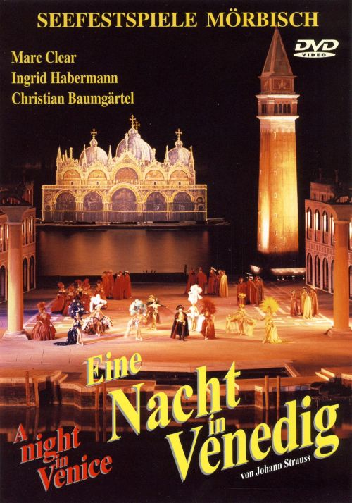 Strauss: Eine Nacht in Venedig [DVD Video]