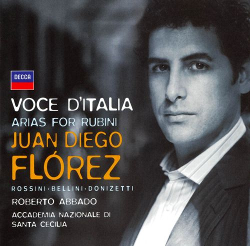 Voce d'italia: Arias for Rubini