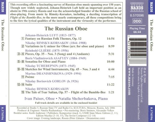 The Russian Oboe