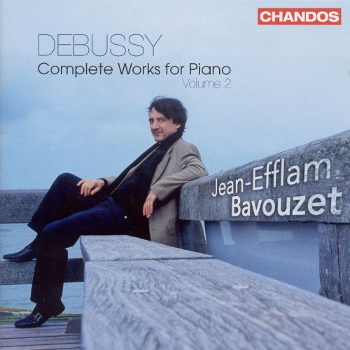 Debussy: Complete Works for Piano, Vol. 2