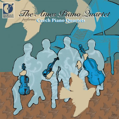 The Ames Piano Quartet Performs Czech Piano Quartets