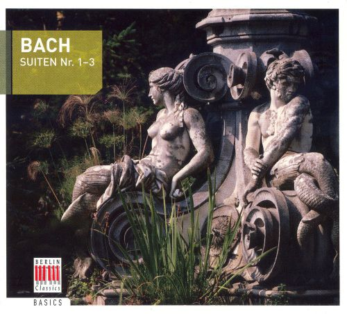 Bach: Overtures 1-3