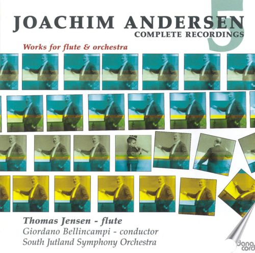 Joachim Andersen Complete Recordings, Vol. 5: Works for Flute & Orchestra