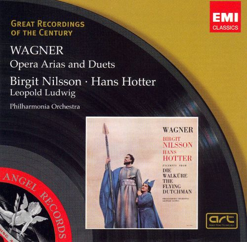 Wagner: Opera Arias and Duets
