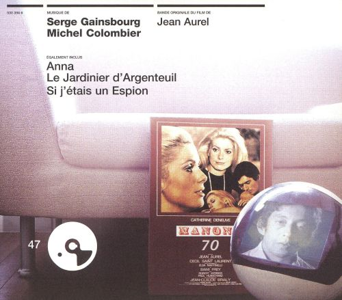 Serge Gainsbourg, Michel Colombier - Jean Aurel