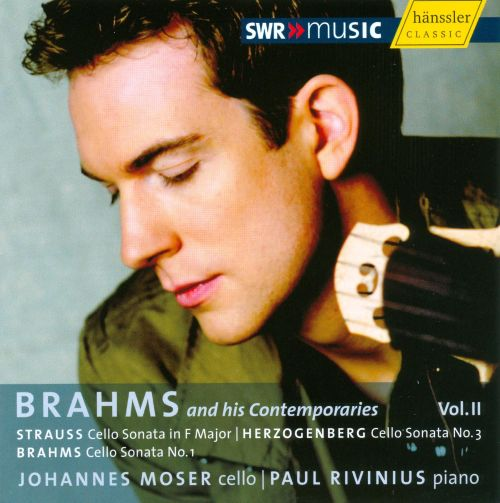 Brahms and his Contemporaries, Vol. 2