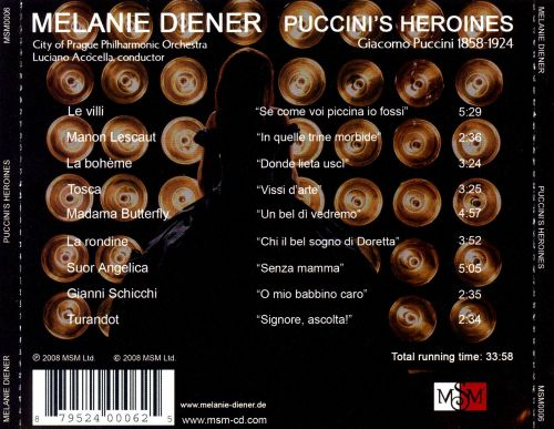 Puccini's Heroines