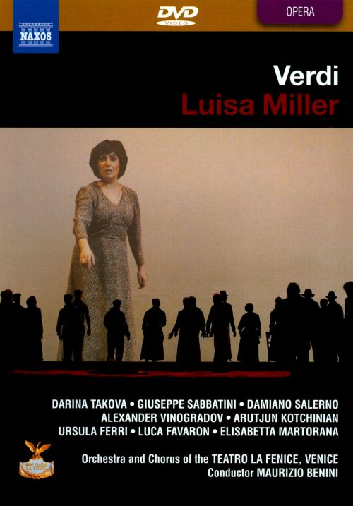 Verdi: Luisa Miller [DVD Video]
