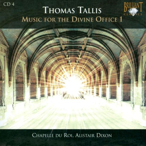 Thomas Tallis: Music for the Divine Office 1