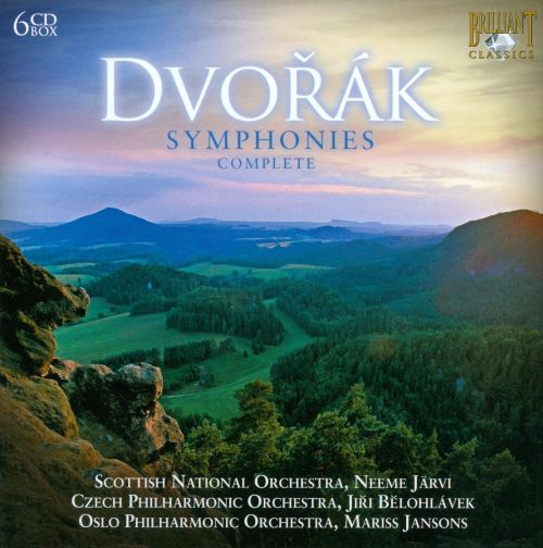 Symphony No. 3 in E flat major, B. 34 (Op. 10)