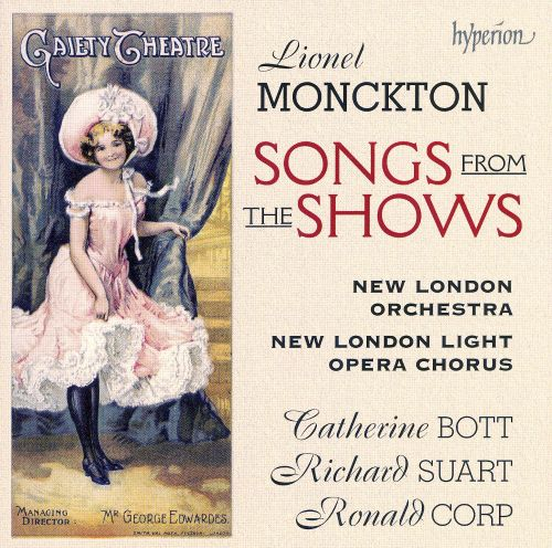 Monckton: Songs from the Shows