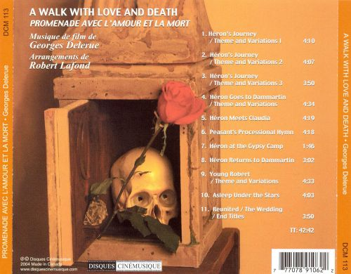 A Walk with Love and Death [Original Film Music]