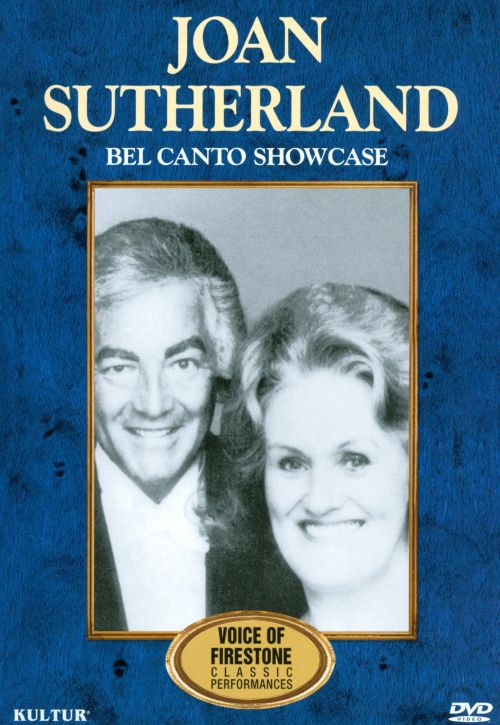 Joan Sutherland Bel Canto Showcase [DVD Video]