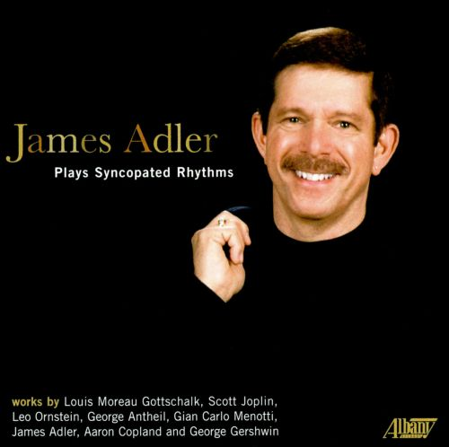 James Adler Plays Syncopated Rhythms