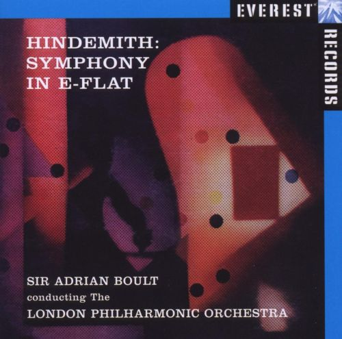 Hindemith: Symphony in E-Flat