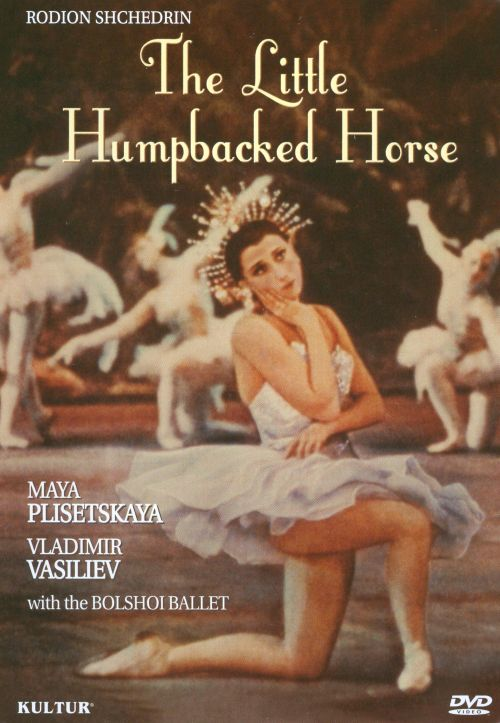 Shchedrin: The Little Humpbacked Horse [DVD Video]