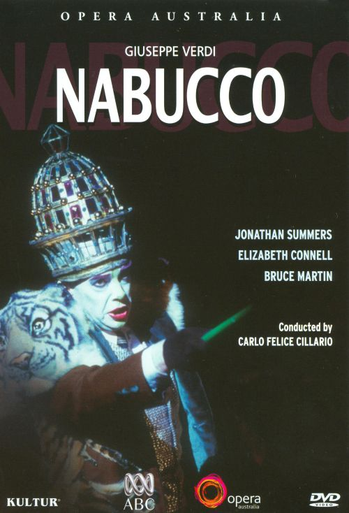 Verdi: Nabucco [DVD Video]