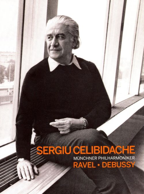 Sergiu Celibidache conducts Ravel & Debussy [DVD Video]