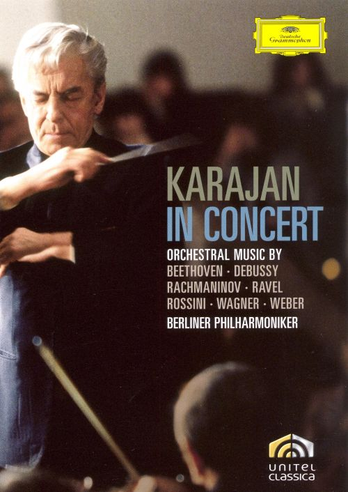 Karajan in Concert [DVD Video]