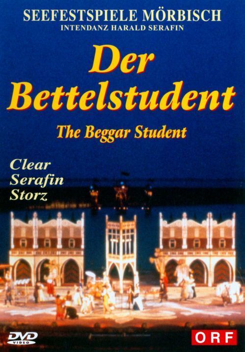 Millöcker: Der Bettelstudent [DVD Video]