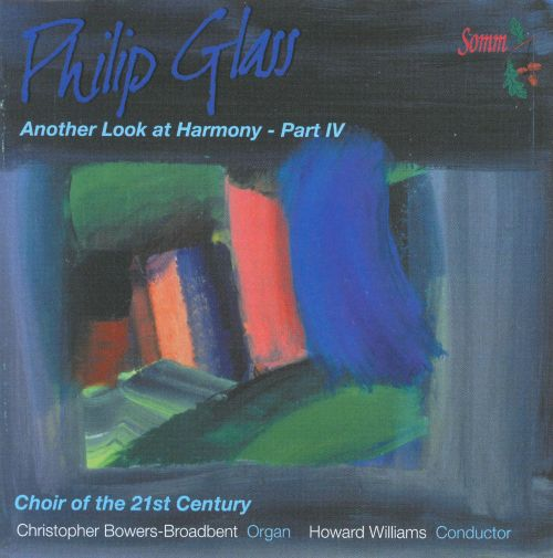 Philip Glass: Another Look at Harmony - Part IV
