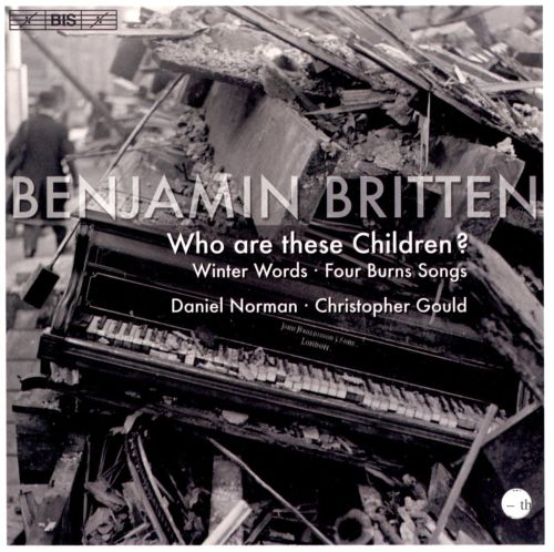 Benjamin Britten: Who Are These Children?