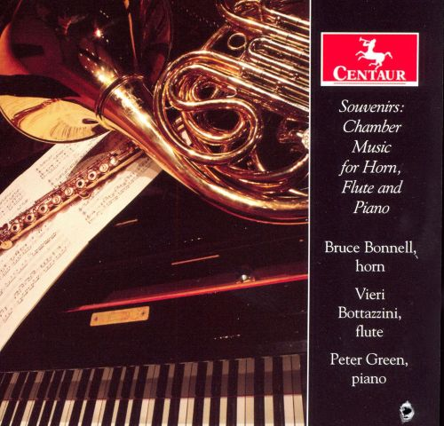 Souvenirs: Chamber Music for Horn, Flute and Piano