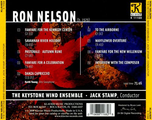 ron nelson composer