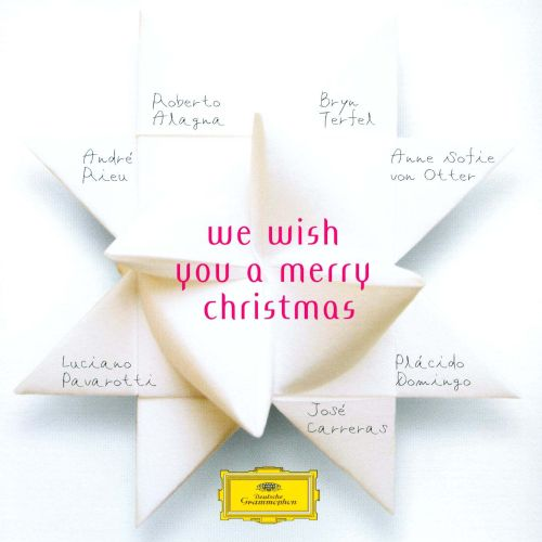 We Wish You a Merry Christmas [Decca]
