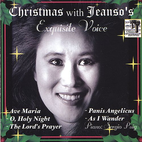 Christmas with Jeanso's Exquistie Voice
