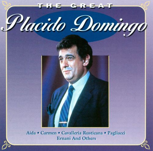 The Great Placido Domingo [Goldies]
