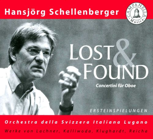 Lost & Found: Concertini für Oboe