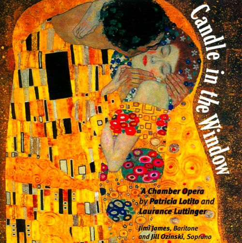 Patricia Lotito and Laurance Luttinger: Candle in the Window