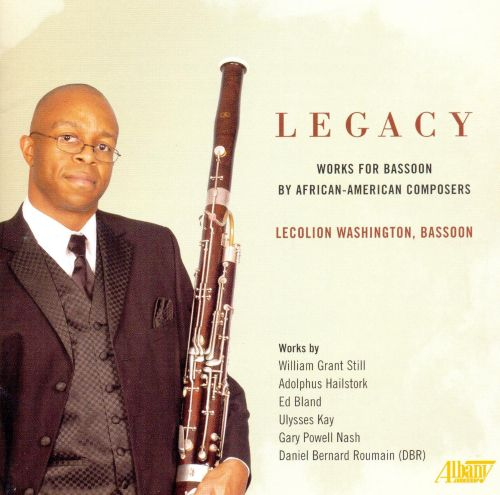 Legacy: Works for Bassoon by African-American Composers