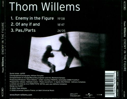 Thom Willems: Enemy in the Figure