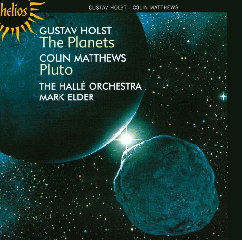 Holst: The Planets; Mathews: Pluto