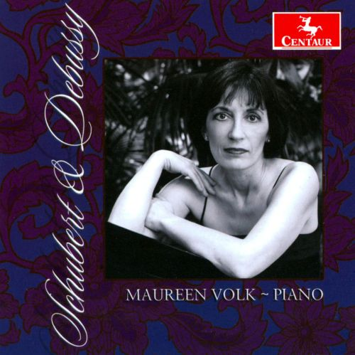 Maureen Volk plays Schubert & Debussy