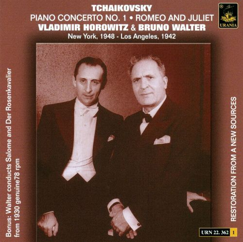 Tchaikovsky: Piano Concerto No. 1; Romeo and Juliet