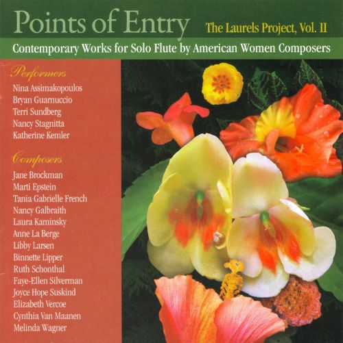 Points of Entry: The Laurels Project, Vol. 2