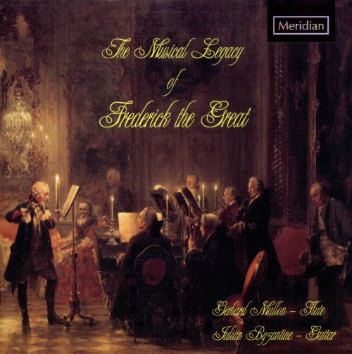 The Musical Legacy of Frederick the Great