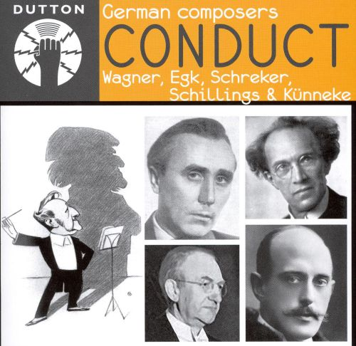 German Composers Conduct