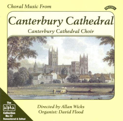 Choral Music from Canterbury Cathedral