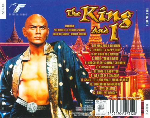The King and I [Original Broadway Cast]