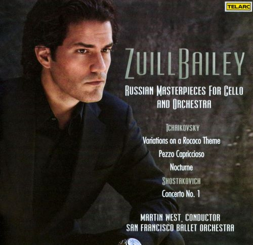 Zuill Bailey: Russian Masterpieces for Cello and Orchestra