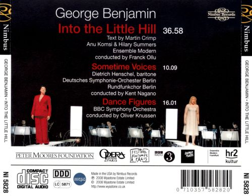George Benjamin: Into the Little Hill