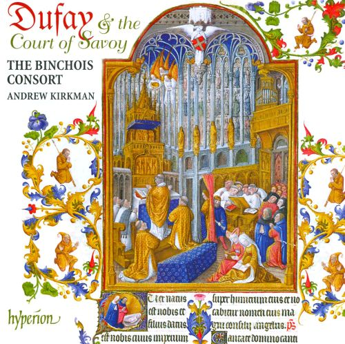Dufay and the Court of Savoy