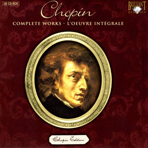 Chopin: Complete Works [Box Set]