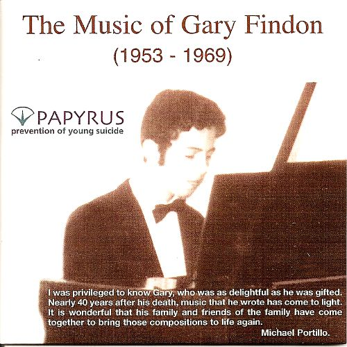 The Music of Gary Findon