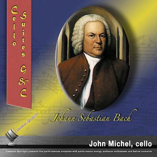 Johann Sebastian Bach: Cello Suites G & C