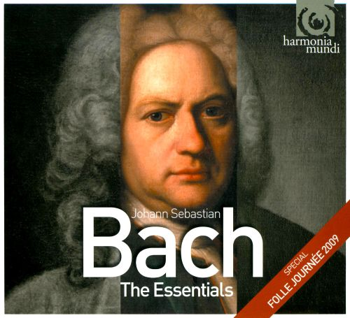 Bach: The Essentials